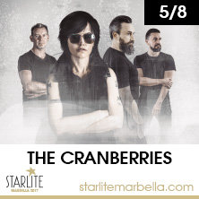 The Cranberries - Starlite Marbella - Билеты